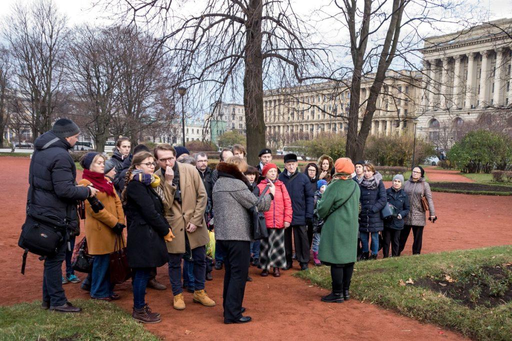 groby polakow Petersburg